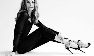 Abbigliamento stella: Le scarpe di Olivia Palermo per 'Aquazzura'