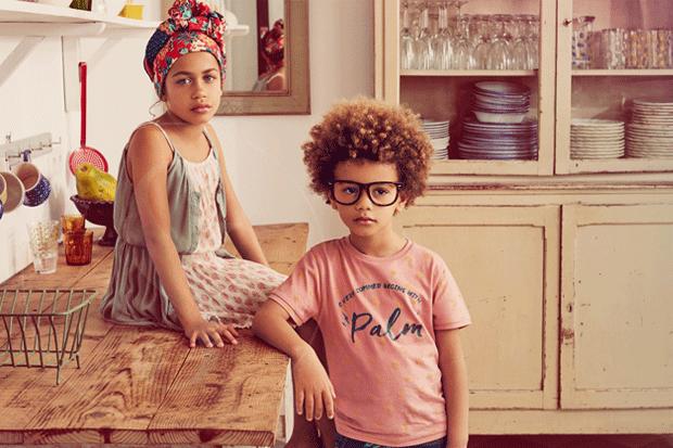 Ecco la collezione Mango Kids per questa primavera / estate