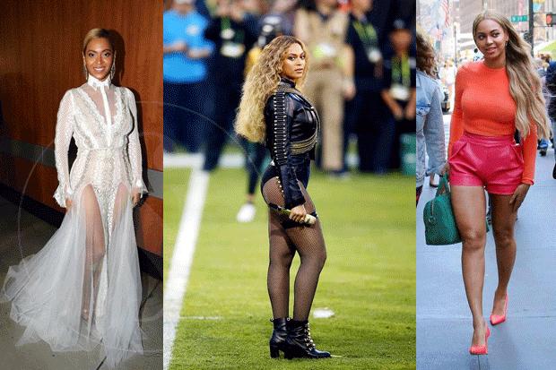 Star: Copia il look di Beyonce