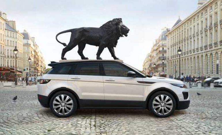 Range Rover Evoque Urban Attitude Edition: vivi la città fuori dal branco