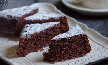 Torta al cioccolato senza uovo e burro: ricetta bimby