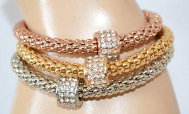 Bracciali in oro: scegli la marca adatta al tuo stile