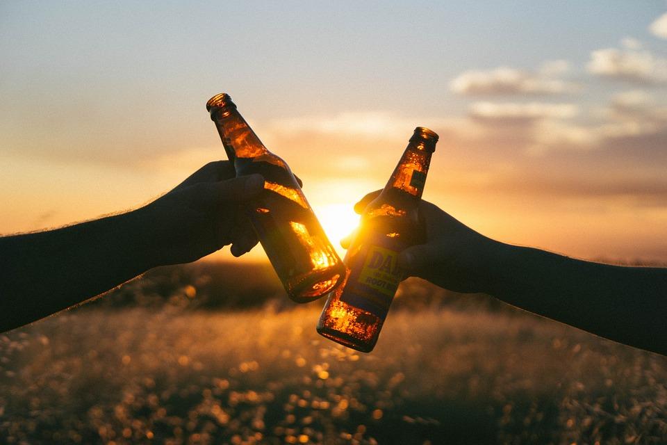 bere poco alcol