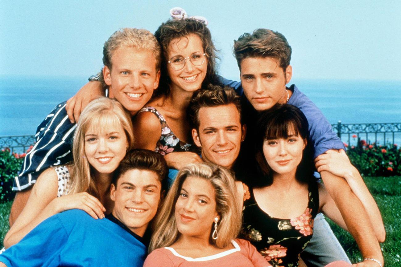 Beverly Hills 90210 come sono oggi gli attori: le foto