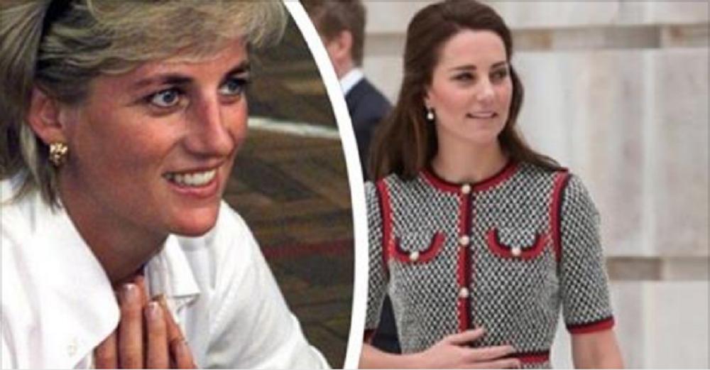 Kate Middleton e Lady Diana: c'è un segreto che le unisce, ecco cos'è