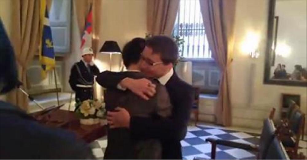 Sposi gay più giovani d'Italia: sono Niccolò e Giorgio