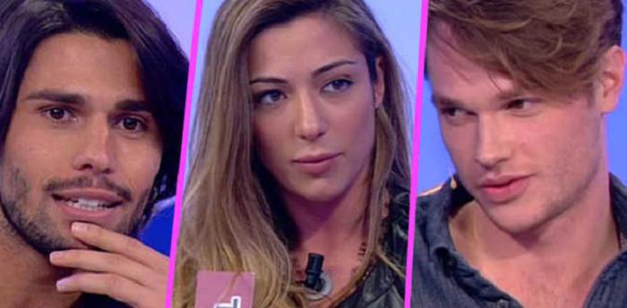 Gf Vip, Onestini lasciato in diretta tv. Marco Cartasegna lo deride sui social