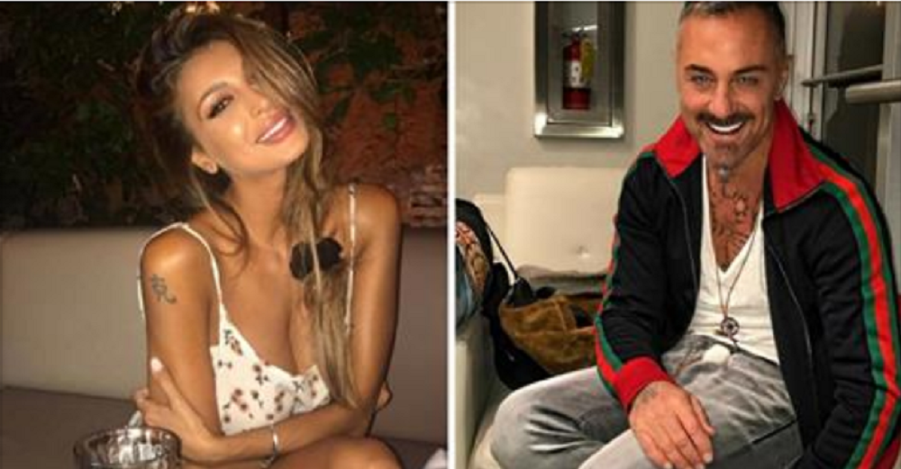 Gianluca Vacchi: mollato dalla fidanzata ecco con chi si consola