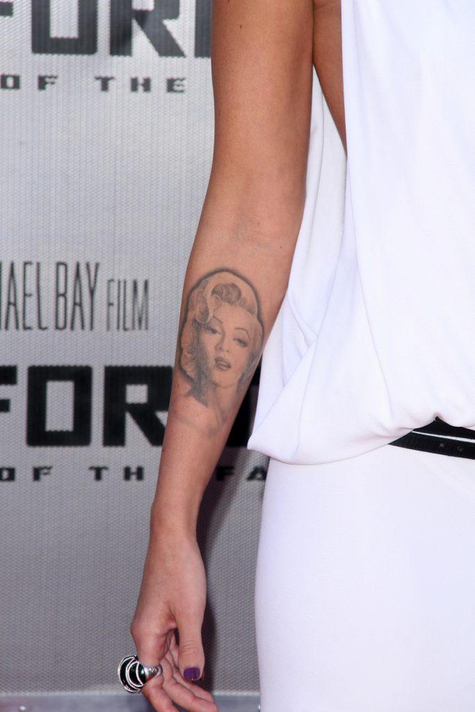 tatuaggi per vip