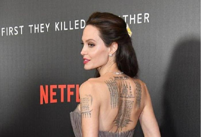 tatuaggi dei vip