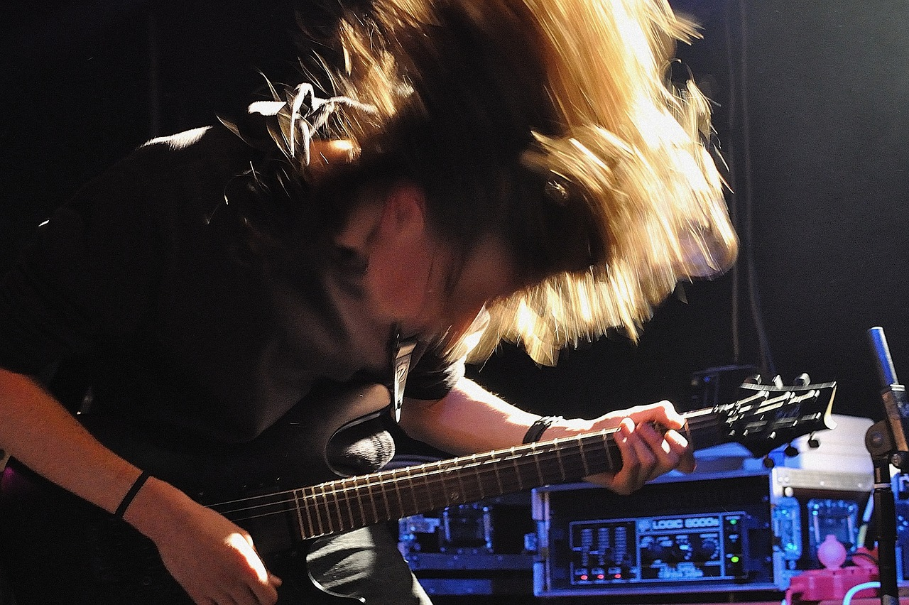 Come fare un assolo di chitarra