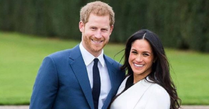 Meghan Markle anello di fidanzamento in onore di Diana