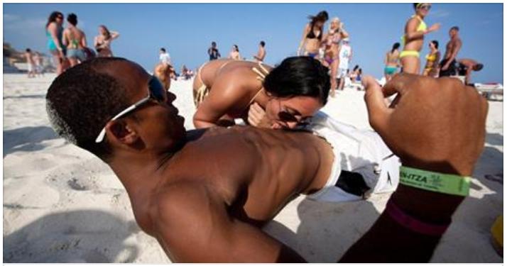 turismo sessuale femminile