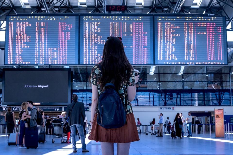 viaggiare da sola