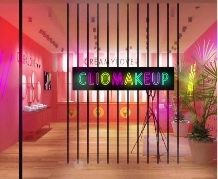 Pop Up Store Clio