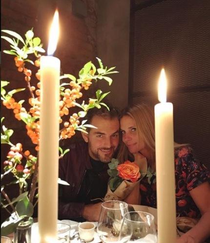 Daniele Bossari svela la data del matrimonio