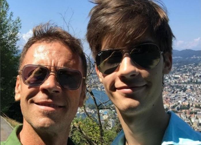 Rocco Siffredi assume il figlio