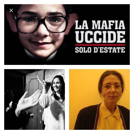 Alcune fotografie di scena in: La Mafia Uccide solo d'Estate