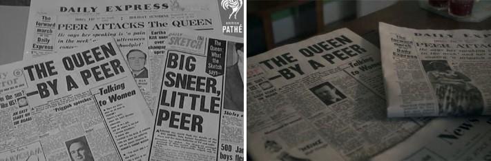 I giornali che riportano la notizia