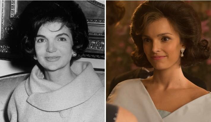 La first lady e l'attrice