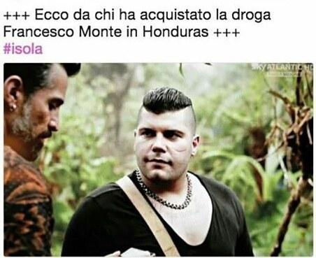 Jeremias Rodriguez difende Francesco Monte