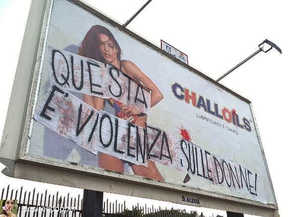 cartellone pubblicitario desirée popper