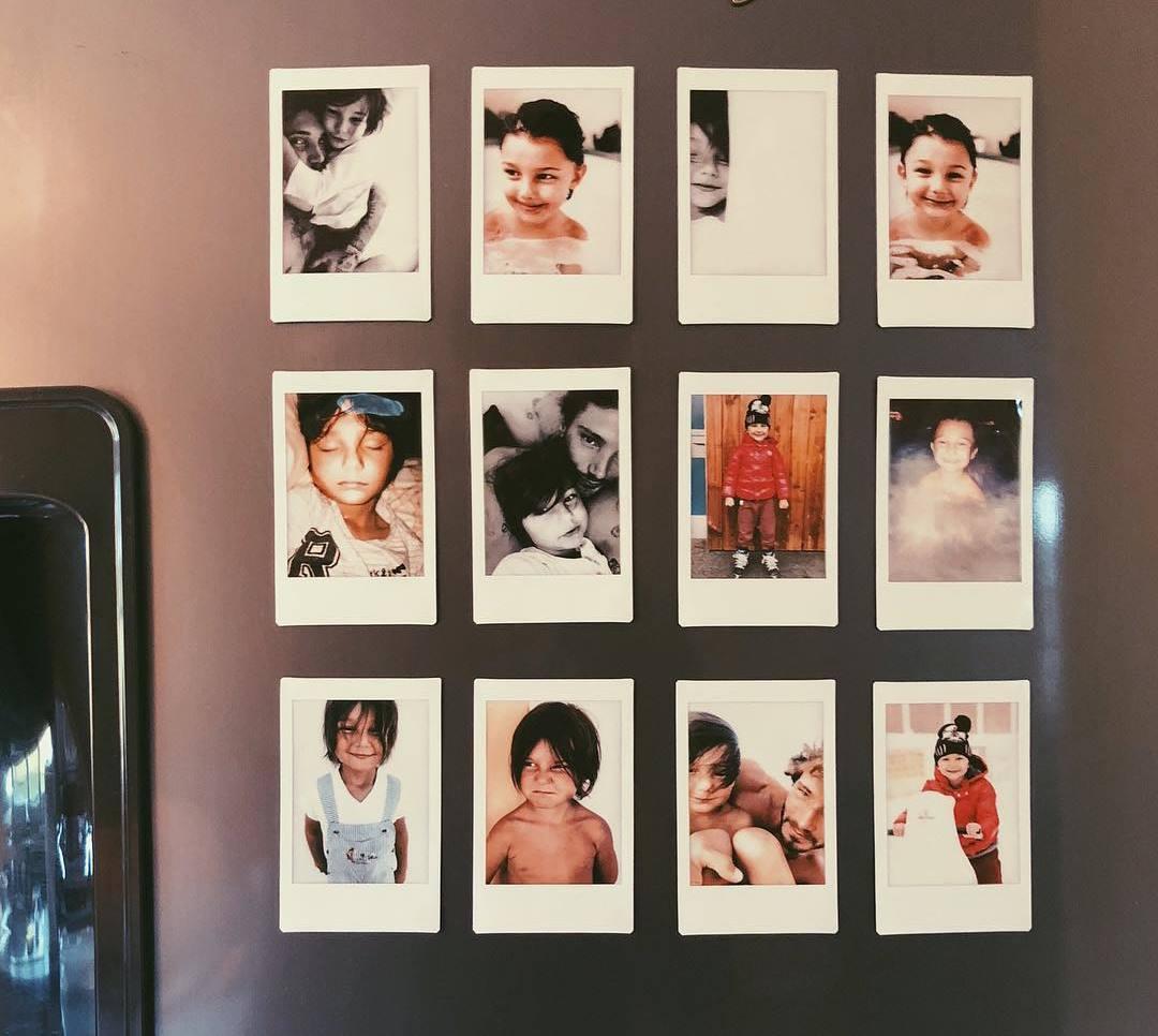 Le fotografie di Santiago che Stefano ha portato in Honduras
