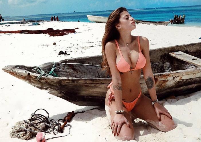 Chiara Nasti, la fashion blogger dell'Isola si mette a nudo