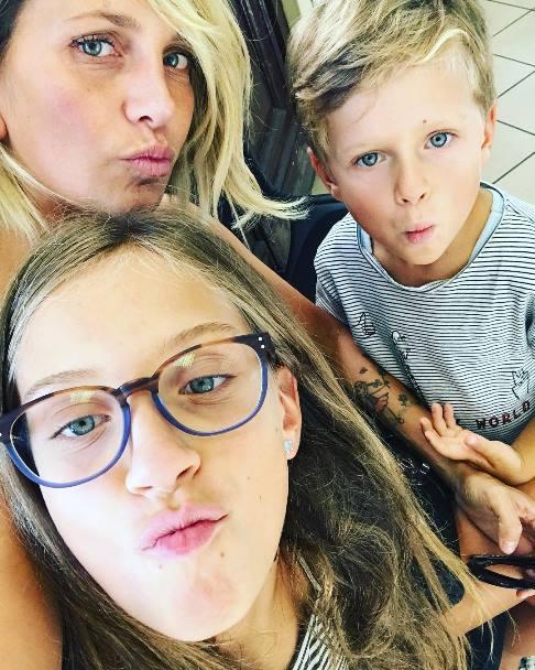Katia Pedrotti a Mamma che Riccanza