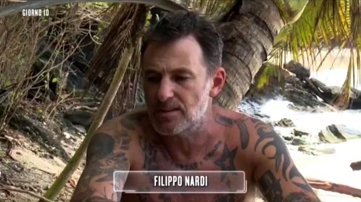 Cecilia Capriotti accusa Filippo Nardi