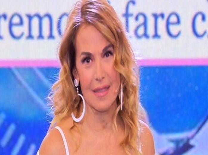Barbara D'Urso contro Fabrizio Corona