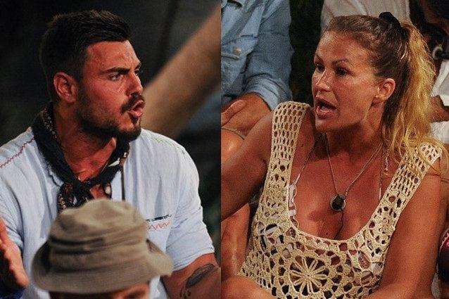 Nadia Rinaldi difende Francesco Monte