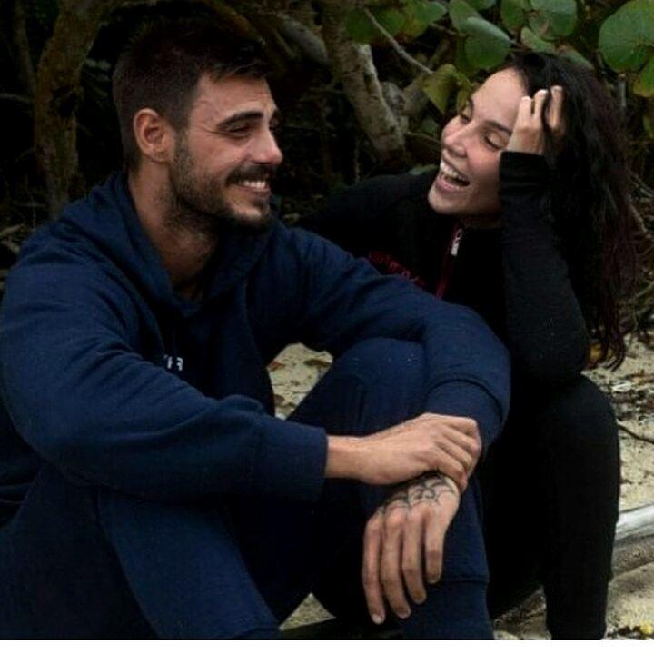 Franncesco Monte e Paola di Benedetto