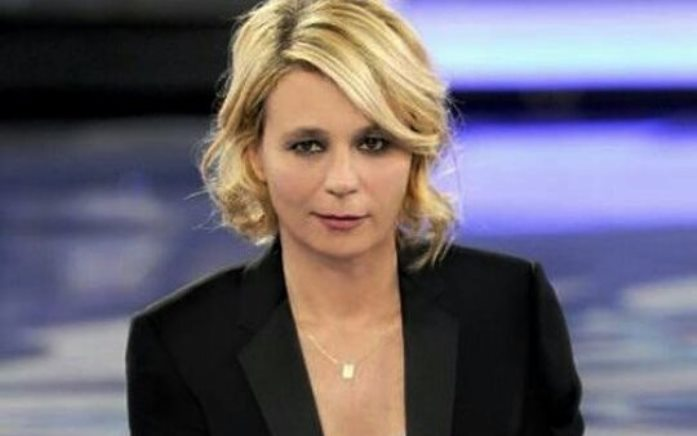 Maria De Filippi al Trono Over