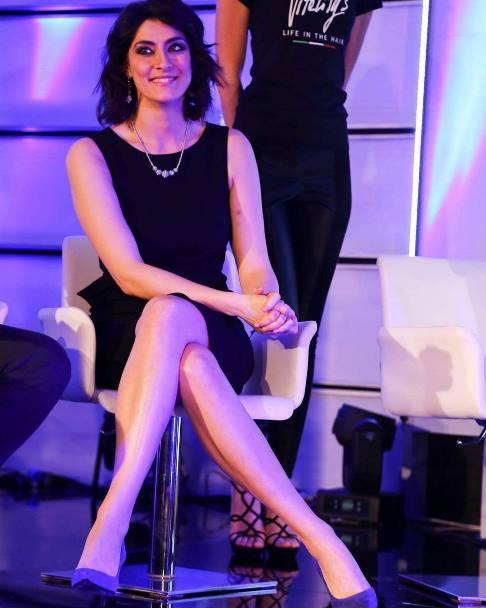 Elisa Isoardi First Lady
