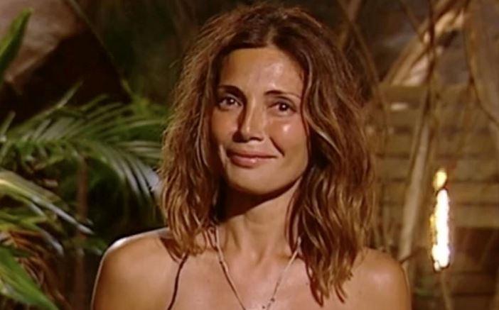 Isola, Alessia Mancini piange perché le manca sua figlia