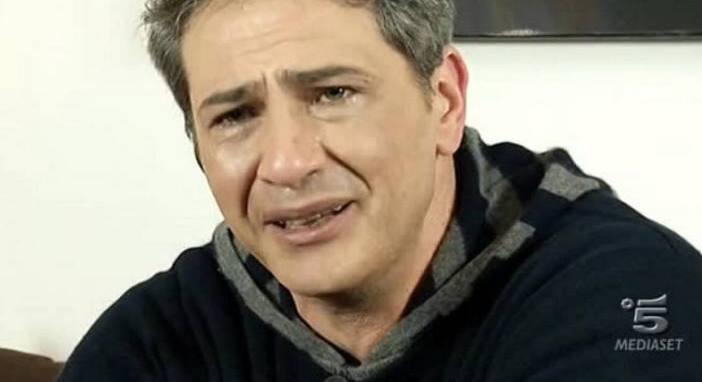 Lorenzo Crespi in ospedale