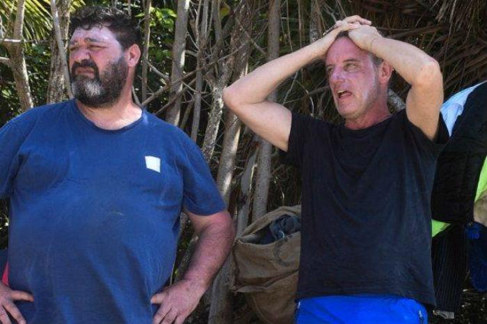 Franco e Craig all'Isola