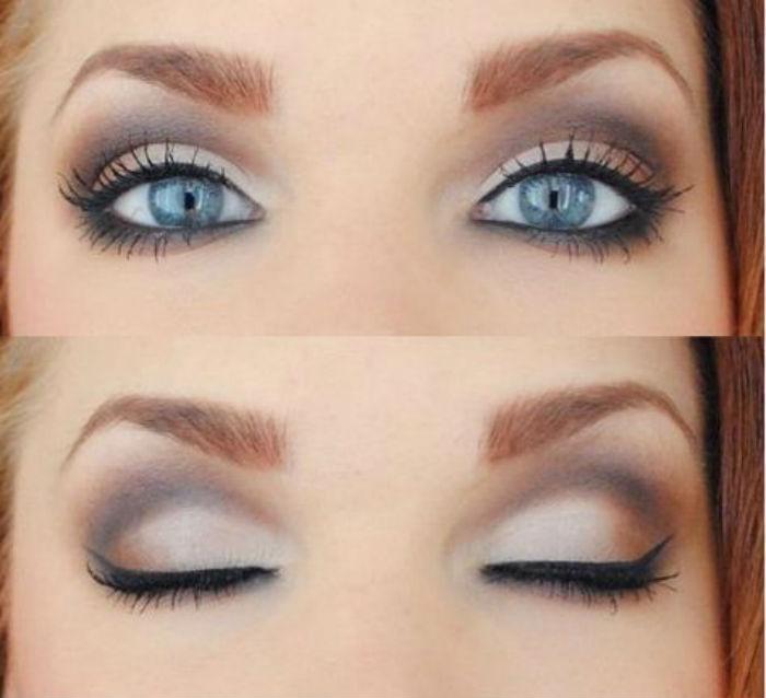 Famoso Come truccarsi per risaltare gli occhi azzurri | Donne Magazine HT95