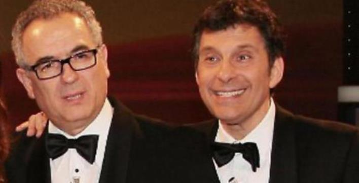 Lamberto Sposini - morte di Fabrizio Frizzi