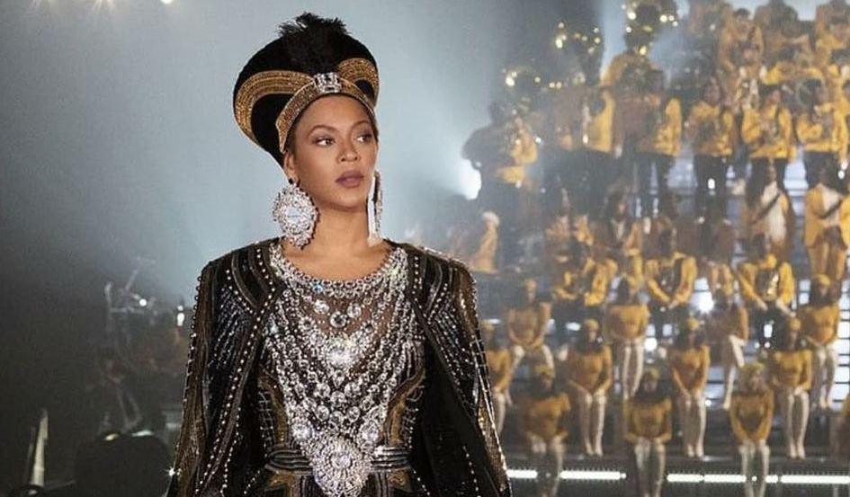 Beyoncé al Coachella Festival