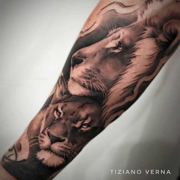 Tatuaggio di filippo magnini