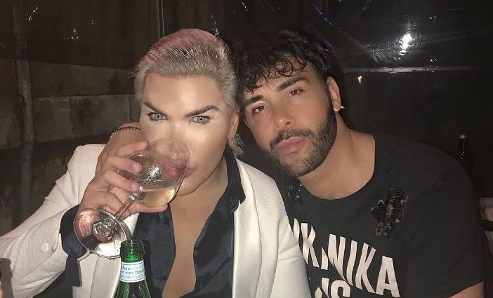Giacomo Urtis e Rodrigo Alves