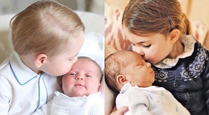 Prime foto royal baby