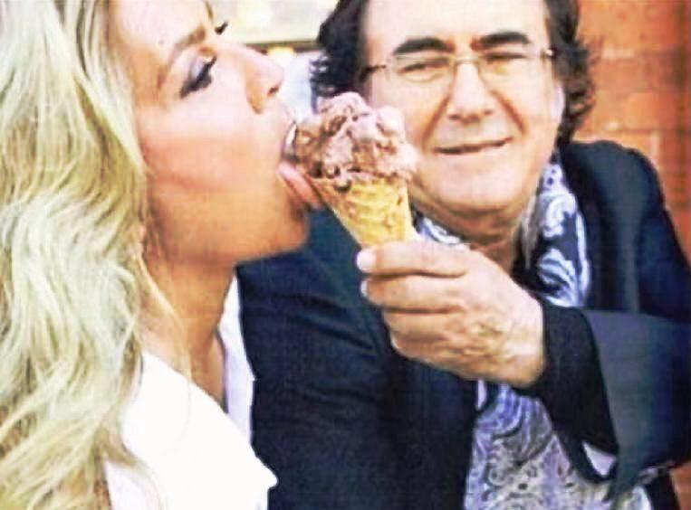 Romina Power al Maurizio Costanzo show