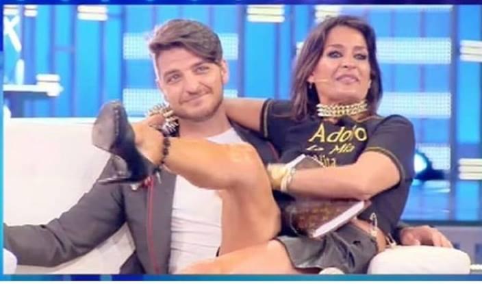 Aida Nizar e Luigi Favoloso
