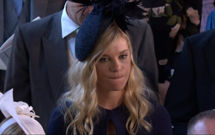 Chelsy Davy, royal wedding