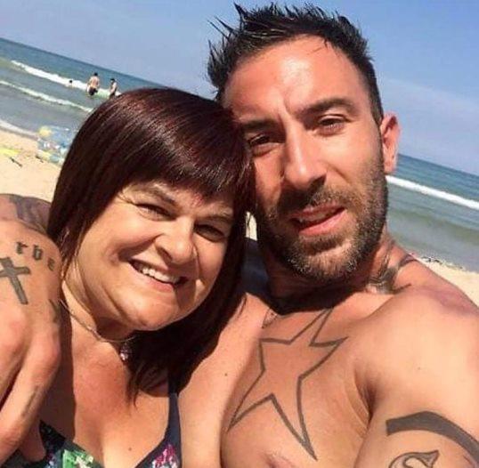 Elena Morali e Simone Coccia