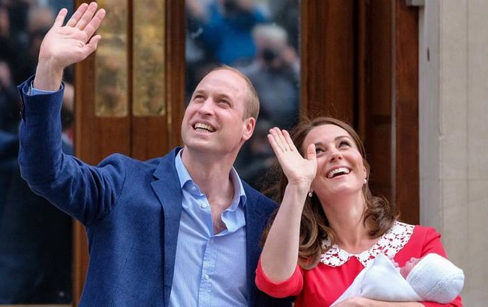 Battesimo Terzo Royal Baby