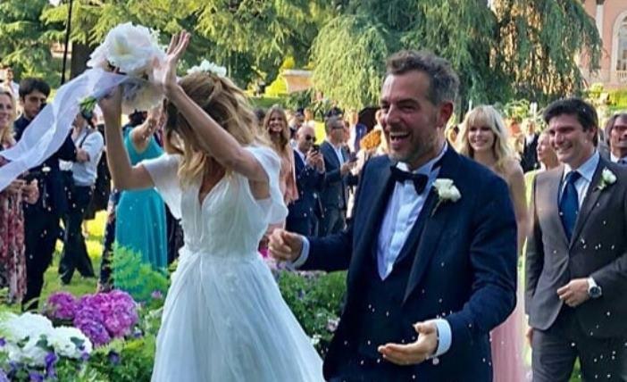 matrimonio di Daniele e Filippa